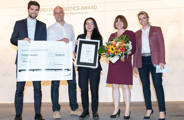 Digital Logistics Award 2019 Nüwiel