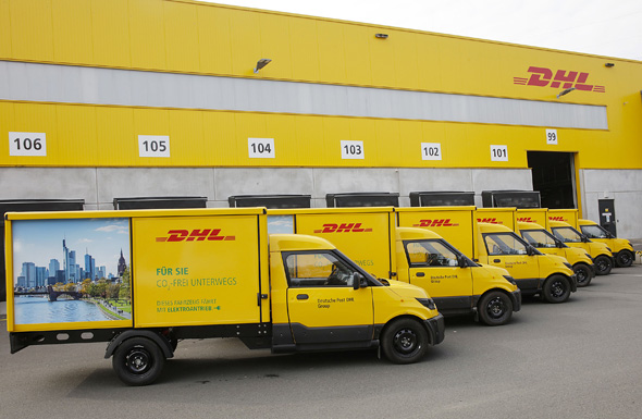 StreetScooter Deutsche Post DHL Group