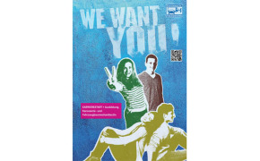 "Kampagne ""We want you!"""