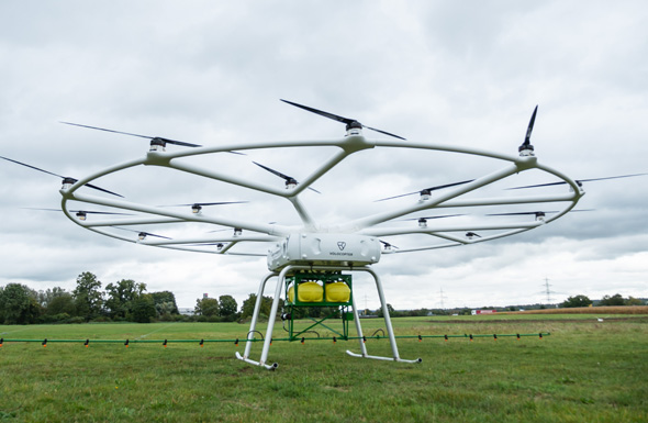 Volocopter, Volodrone